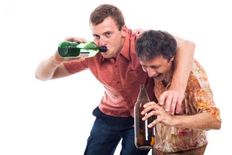 Как объяснить мужу что он алкоголик